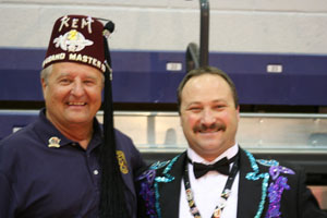 shriner and circus master